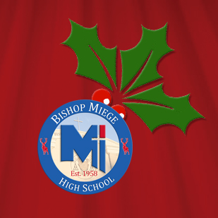 Merry Christmas from Bishop Miege